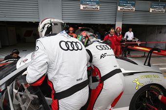 Fontana Dromedari (Audi Sport Italia,Audi R8 LMS GT3 PRO #7), CAMPIONATO ITALIANO GRAN TURISMO