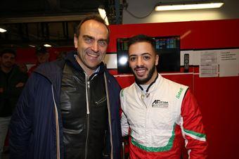 Amato Ferrari e Antonio Fuoco  (AF Corse,Ferrari 488 GT3 GT3 PRO AM #52), CAMPIONATO ITALIANO GRAN TURISMO