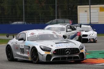 Magnoni Garbelli (Nova Race Events srl,Mercedes AMG GT4 #208), CAMPIONATO ITALIANO GRAN TURISMO