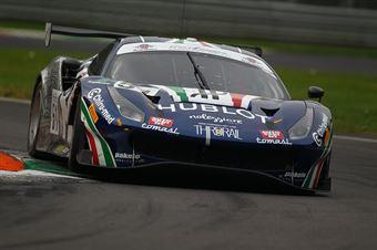 Mann Cressoni (AF Corse, Ferrari 488 GT3 PRO AM #51), CAMPIONATO ITALIANO GRAN TURISMO