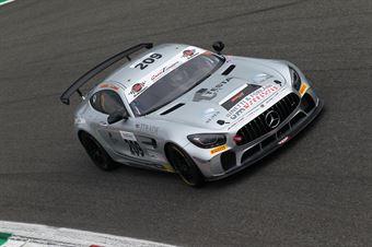 Marchetti Mantori (Nova Race Events,Mercedes AMG GT4 #209), CAMPIONATO ITALIANO GRAN TURISMO