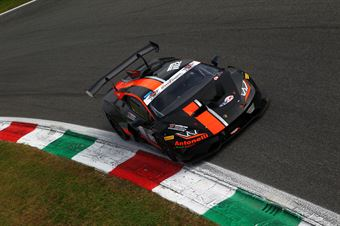 Mattia Michelotto (Antonelli Motorsport,Lamborghini Huracan SuperTrofeo GT Light #102), CAMPIONATO ITALIANO GRAN TURISMO