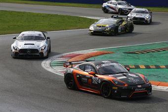 Piccioli Pera (Ebimotors Srl,Porsche Cayman GT4 #252), CAMPIONATO ITALIANO GRAN TURISMO
