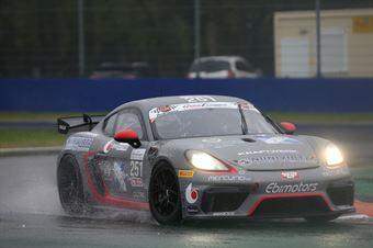 Riccitelli De Castro (Ebimotors Srl,Porsche Cayman GT4 #251), CAMPIONATO ITALIANO GRAN TURISMO