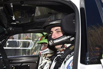 Giacomo Scattolon, Matteo Nobili (Skoda Fabia R5 #3, Road Runner), CAMPIONATO ITALIANO RALLY
