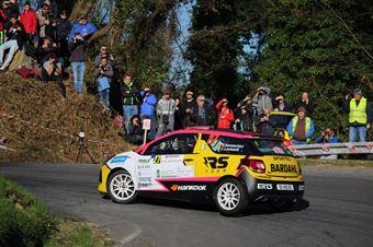 Rachele Somaschini, Chiara Lombardi, Citroen DS3 #27, RS Team), CAMPIONATO ITALIANO RALLY