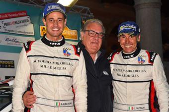 Stefano Albertini, Danilo Fappani (Ford Fiesta WRC #1, Mirabella Mille Miglia), CAMPIONATO ITALIANO RALLY SPARCO