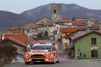 Rally CIOCCO CIR 2018, CAMPIONATO ITALIANO RALLY SPARCO