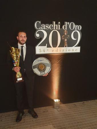 Marco Pollara   Volante di bronzo ACI 2019, CAMPIONATO ITALIANO RALLY SPARCO