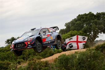 Thierry Neuville, Nicolas Gilsoul (Hyundai i20 WRC #5, Hyundai Motorsport), CAMPIONATO ITALIANO RALLY SPARCO