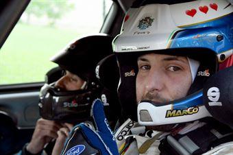 Marco Pollara, David Castiglioni (Ford Fiesta R2 #39), CAMPIONATO ITALIANO RALLY SPARCO