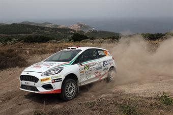 Marco Pollara, David Castiglioni (Ford Fiesta R2 #120), CAMPIONATO ITALIANO RALLY SPARCO