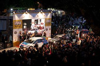 Paolo Andreucci, Anna Andreussi (Peugeot 208T16 R5 #1), CAMPIONATO ITALIANO RALLY SPARCO