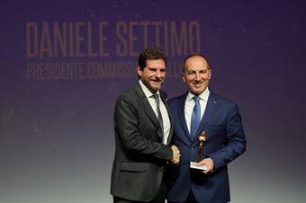 Andrea Cordovani, Direttore Autosprint e Daniele Settimo, Presidente Commissione Rally, CAMPIONATO ITALIANO RALLY SPARCO