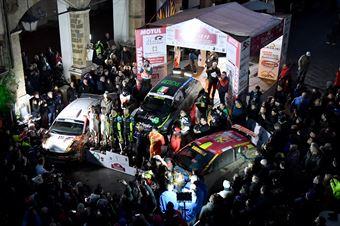 Giandomenico Basso, Lorenzo Granai (Skoda Fabia R5 #1, Sport e Comunicazione), CAMPIONATO ITALIANO RALLY