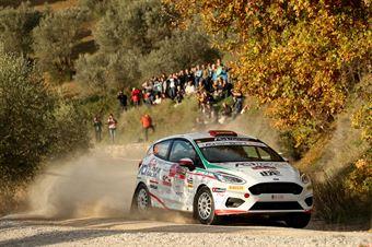 Marco Pollara, Rosario Siragusano (Ford Fiesta R2 #50, CST), CAMPIONATO ITALIANO RALLY