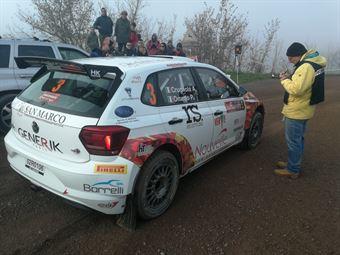 Andrea Crugnola, Pietro Ometto (VW Polo R5 #3, Gass Racing), CAMPIONATO ITALIANO RALLY