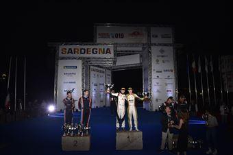 Premiazione CIRT, CAMPIONATO ITALIANO RALLY TERRA