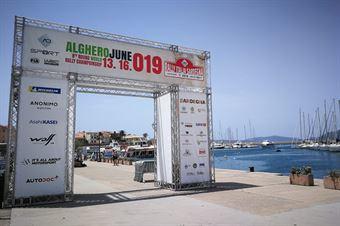 Alghero_colore_2019, CAMPIONATO ITALIANO RALLY TERRA