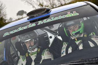 Filippo Baldinini, Diego Zanotti (Mitsubishi Lancer Evo X #36, Scuderia Malatesta), CAMPIONATO ITALIANO RALLY TERRA