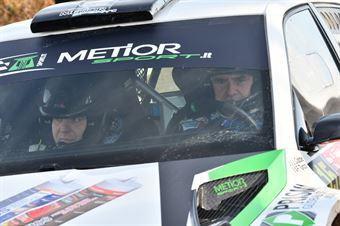 Luciano Cobbe, Fabio Turco (Skoda Fabia R5 #15, Meteco Corse), CAMPIONATO ITALIANO RALLY TERRA