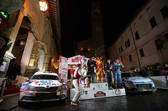 Podio Finale, CAMPIONATO ITALIANO RALLY TERRA