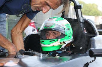 Giuseppe Carlo Castellano (Giada Engineering,Wolf GB08 Thunder #66) , CAMPIONATO ITALIANO SPORT PROTOTIPI