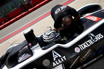 Riccardo Ponzio (SG Motors,Wolf GB08 Thunder #71), CAMPIONATO ITALIANO SPORT PROTOTIPI