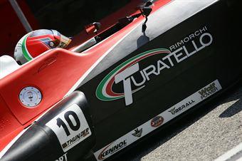 Francesco Turatello (V Motorsport,Wolf GB08 Thunder #10), CAMPIONATO ITALIANO SPORT PROTOTIPI