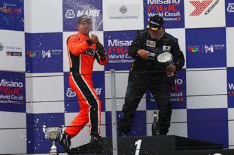 Stefano Attianese (Ascari Driver Academy,Wolf GB08 Thunder #79) Giuseppe Carlo Castellano (Giada Engineering,Wolf GB08 Thunder #66), CAMPIONATO ITALIANO SPORT PROTOTIPI