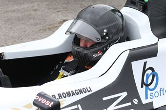 Riccardo Romagnoli ( Costa Ovest Racing,Wolf GB08 Thunder #5), CAMPIONATO ITALIANO SPORT PROTOTIPI