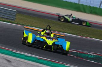 Mirko Zanardini (Lion Racing Team,Wolf GB08 Thunder #12), CAMPIONATO ITALIANO SPORT PROTOTIPI