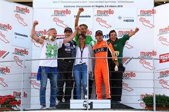 Giuseppe Carlo Castellano (Giada Engineering,Wolf GB08 Thunder #66)Stefano Attianese (Ascari Driver Academy,Wolf GB08 Thunder #79) , CAMPIONATO ITALIANO SPORT PROTOTIPI