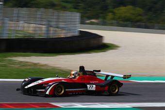 Simon Hulten (RPM RacePromote Scandinavia,Wolf GB08 Thunder #77), CAMPIONATO ITALIANO SPORT PROTOTIPI
