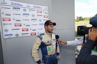 Giacomo Pollini (ASD Giacomo Race,Wolf GB08 Thunder #6), CAMPIONATO ITALIANO SPORT PROTOTIPI