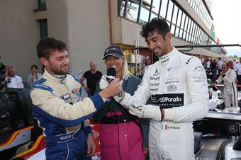 Giacomo Pollini (ASD Giacomo Race,Wolf GB08 Thunder #6)Riccardo Ponzio (SG Motors,Wolf GB08 Thunder #71), CAMPIONATO ITALIANO SPORT PROTOTIPI