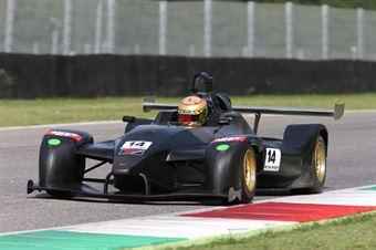 Massimo Santin (Giada Racing,Wolf GB08 Thunder #14), CAMPIONATO ITALIANO SPORT PROTOTIPI