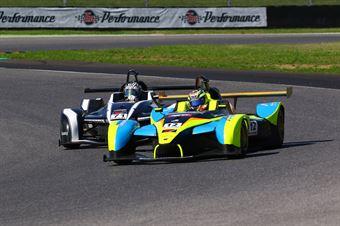 Mirko Zanardini (Bad Wolves Racing Club,Wolf GB08 Thunder #12)Riccardo Ponzio (SG Motors,Wolf GB08 Thunder #71), CAMPIONATO ITALIANO SPORT PROTOTIPI