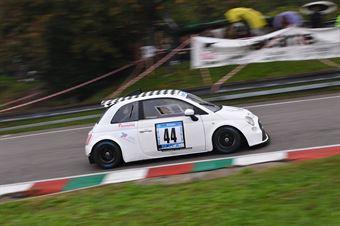 Zandonà Enrico (Funny team, Fiat 500 #44) , CAMPIONATO ITALIANO VELOCITÀ MONTAGNA