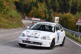 De Bastiani Remo (VimotorSport, Honda Civic #186), CAMPIONATO ITALIANO VELOCITÀ MONTAGNA