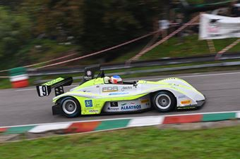 Daniela Ronconi ( Alby Racing Team, Gloria C8P Evo #9), CAMPIONATO ITALIANO VELOCITÀ MONTAGNA