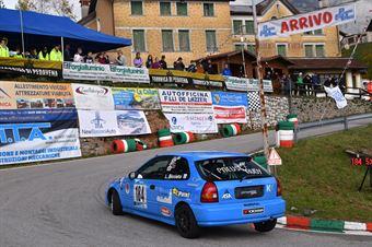 Bicciato Lukas ( Mendola, Honda Civic V Tec #184), CAMPIONATO ITALIANO VELOCITÀ MONTAGNA