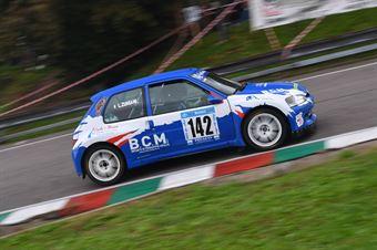 Luca Zumiani (Alby racing Team, Peugeot 106 #142), CAMPIONATO ITALIANO VELOCITÀ MONTAGNA