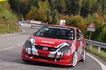 Pilotto Adriano (VimotorSport, Honda Civic Type R #216), CAMPIONATO ITALIANO VELOCITÀ MONTAGNA