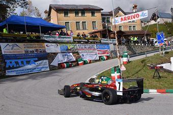 Pedrotti Gino (VimotorSport, Renault Tatuus #7), CAMPIONATO ITALIANO VELOCITÀ MONTAGNA
