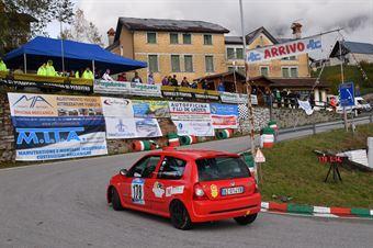 Pasqualini Massimo ( Renault Clio Rs  #178), CAMPIONATO ITALIANO VELOCITÀ MONTAGNA