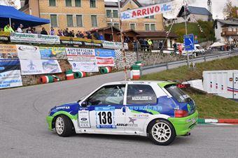 Maddalozzo Marco (BL Racing, Peugeot 106 #138), CAMPIONATO ITALIANO VELOCITÀ MONTAGNA