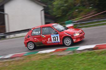 Simone Gaio (Peugeot 106 #137), CAMPIONATO ITALIANO VELOCITÀ MONTAGNA
