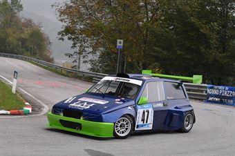 Gallina Luciano(Xmotors, Y10 Suzuki #47), CAMPIONATO ITALIANO VELOCITÀ MONTAGNA