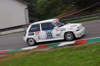 Andra Guidi (Rally Team Le Fonti, Renault 5 GTT #135), CAMPIONATO ITALIANO VELOCITÀ MONTAGNA